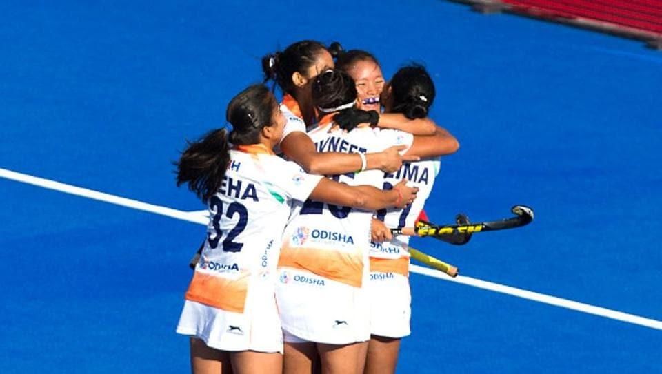 Women's Hockey World Cup 2018,Indian women's hockey team,India vs Italy