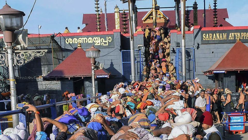 Image result for madhavi entered sabarimala