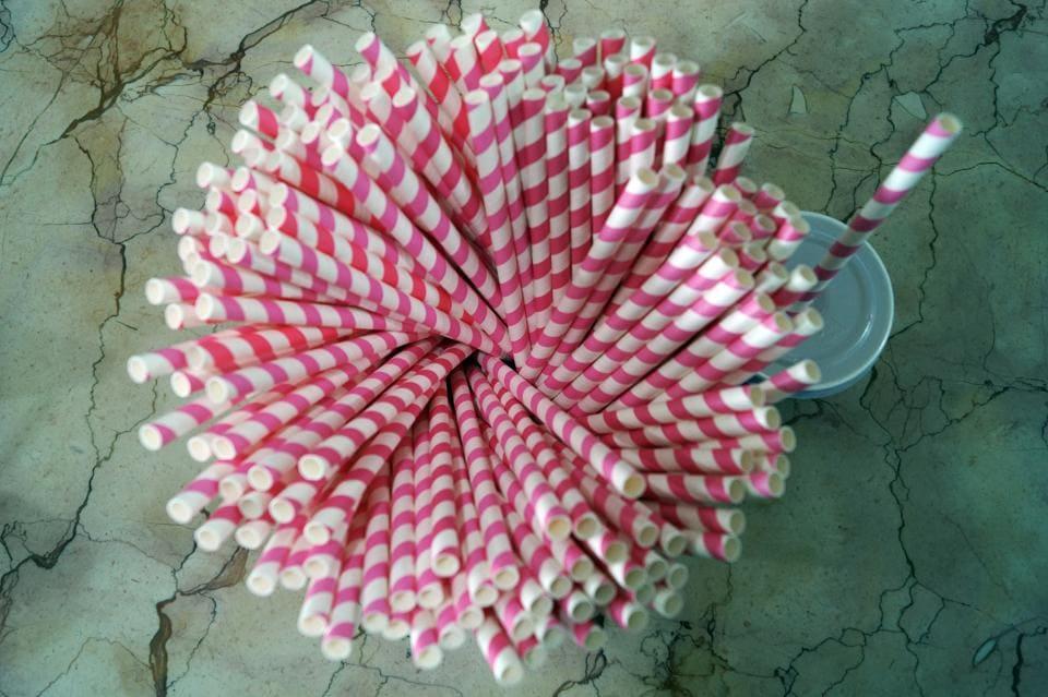 Plastic ban,paper straws,steel straws