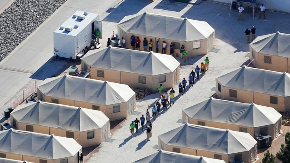 US detention centres,Immigrants in US,Illegal immigrants