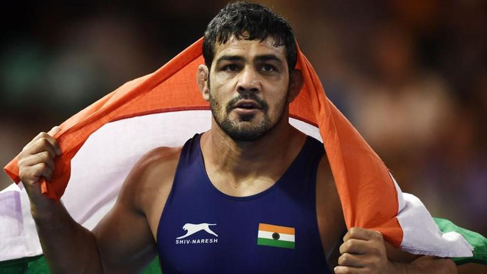 Wrestling Federation of India,Sushil Kumar,WFI