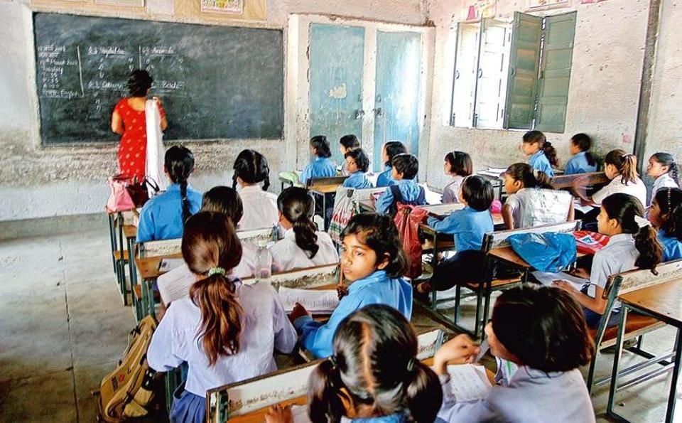 Uttar Pradesh government,Government schools,UP