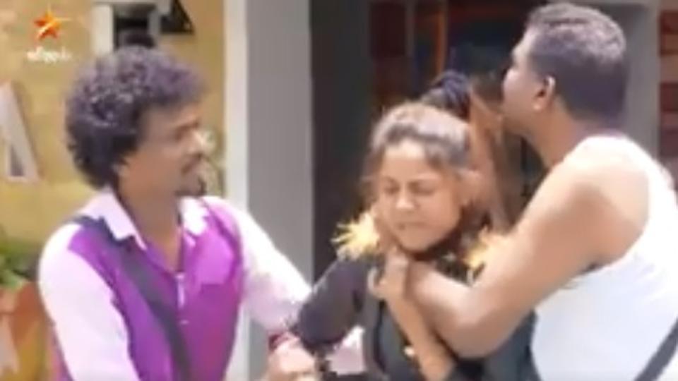 Bigg Boss Tamil 2,Kamal Haasan,J Jayalalithaa