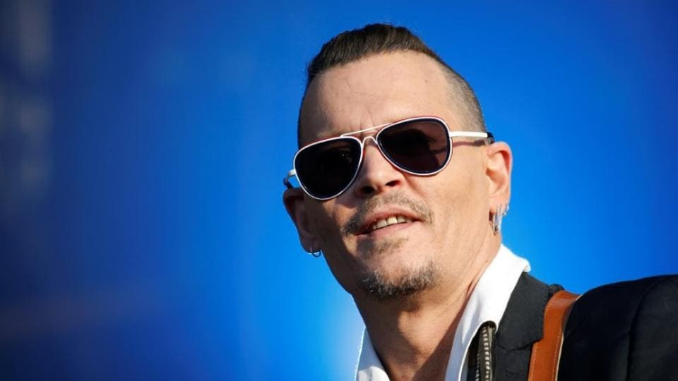 Johnny Depp,Johnny Depp ex wife,Johnny Depp Fantastic Beasts