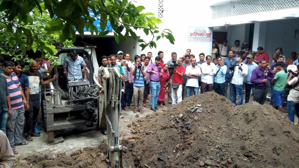 Muzaffarpur,Bihar Shelter home,rape Case