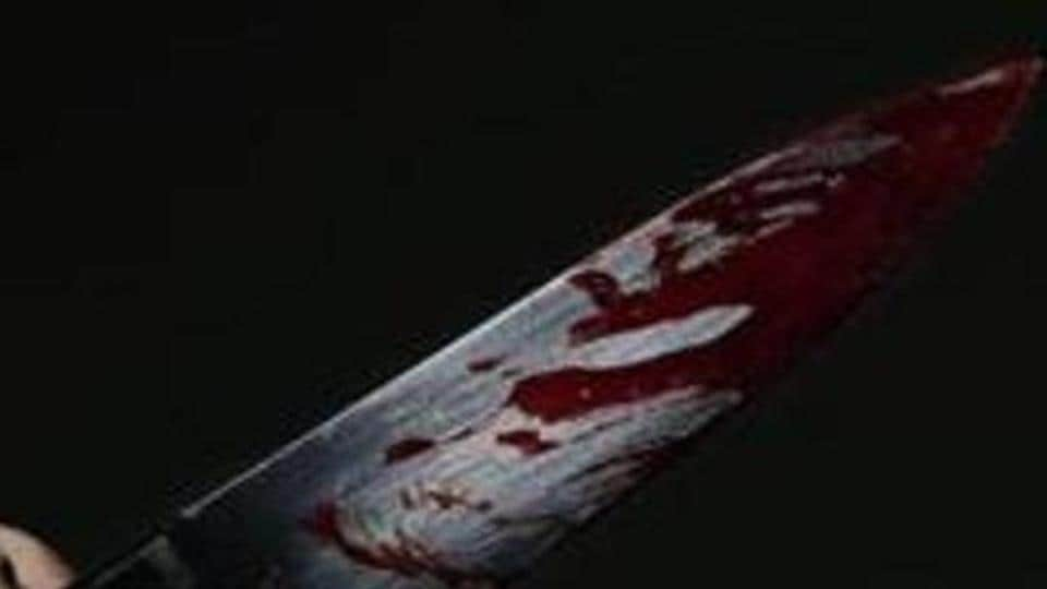 The incident took place in Mimlana in Uttar Pradesh on Wednesday. The man was rushed to a hospital in a serious condition