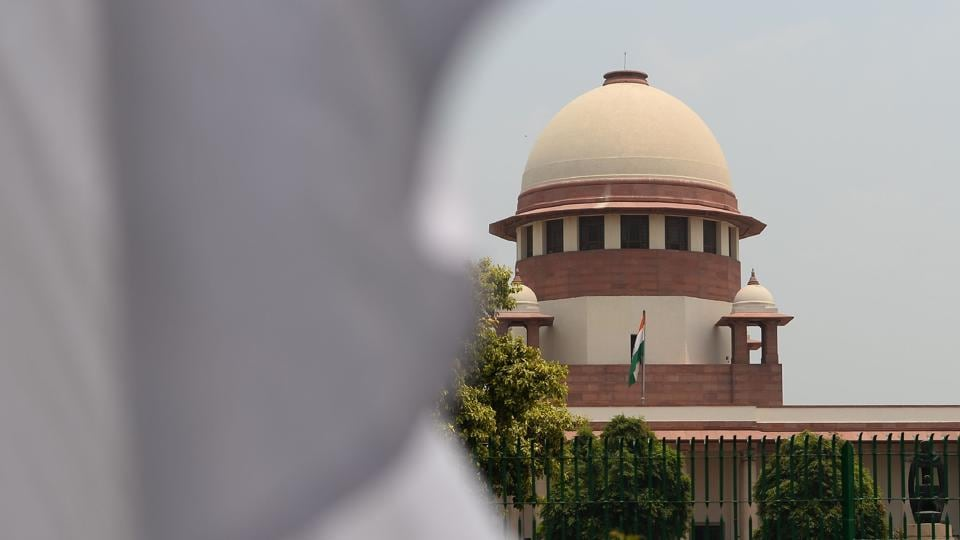 The government is planning to clear the appointment of two high court chief justices, Indira Banerjee and Vineet Sharan, to the Supreme Court in the coming week, but not that of Justice KM Joseph, a top government functionary said on Wednesday. The SC collegium recommended the two new names and sent its recommendation again on Joseph to the law ministry on July 16. (Sajjad Hussain / AFP file)