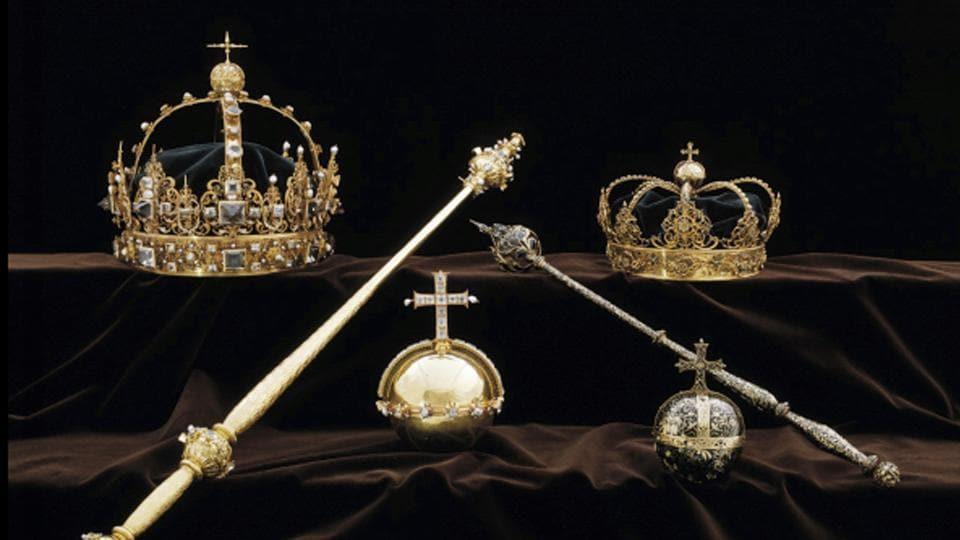 Jewel heist,Sweden robbery,Sweden royal crown stolen