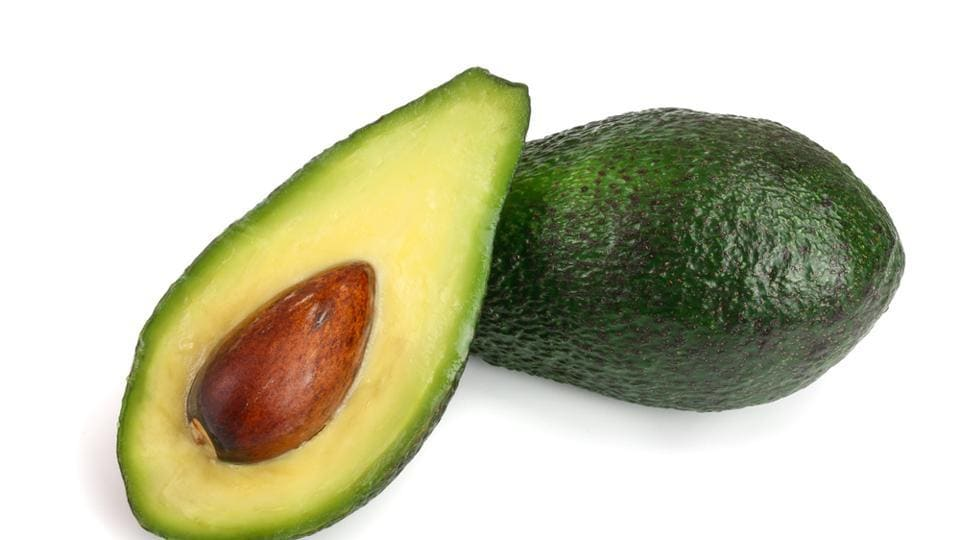 Avocados are a good source of healthy fats. They also provide us with vitamin E, which could promote hair growth. It also contains vitamin E, which helps in neutralizing free radicals. Vitamin E also protects certain areas of the skin, like the scalp, from oxidative stress damage.  (Shutterstock)