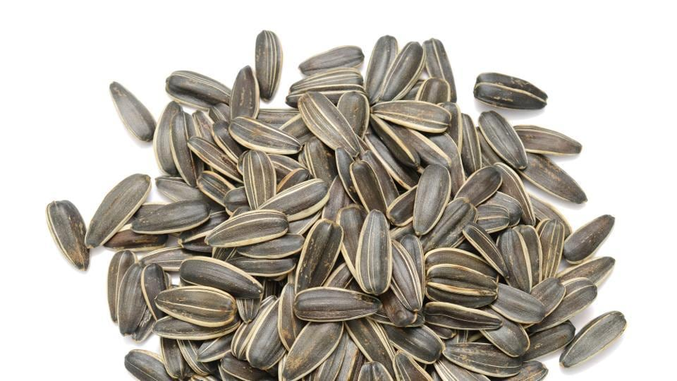 Seeds have various nutrients such as vitamin E, zinc and selenium, which are essential for hair growth. Sunflower seeds and flaxseeds when had on a regular basis can help in strengthening the hair. For getting a mixture of all the best nutrients, it is advisable to have all the different kinds of seeds, and not just stick to one.  (Shutterstock)