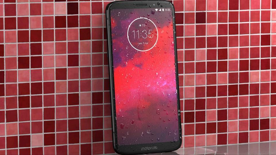 Moto Z3 announced - Verizon exclusive with 5G Moto Mod support