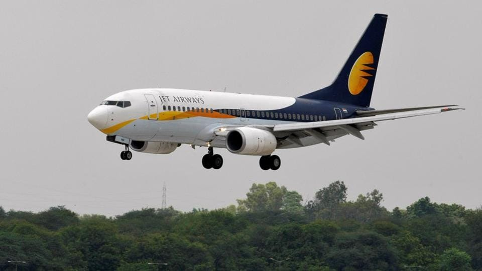 India's biggest full-service carrier Jet Airways Ltd has told its pilots the airline may be grounded in 60 days unless cost-cutting measures including pay cuts are put in place, a senior company executive told Reuters on Friday. (Amit Dave / REUTERS File)