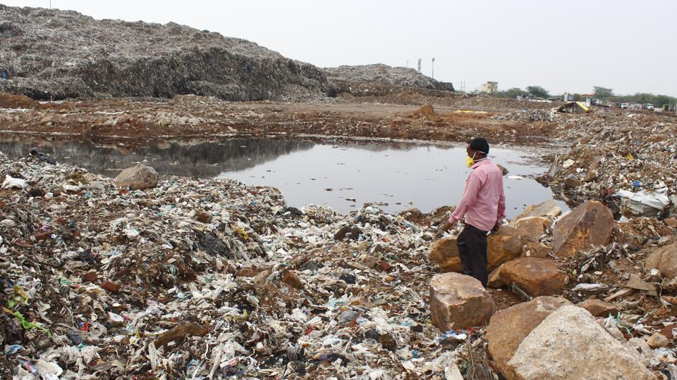 Haryana's pollution control board's findings are in stark contrast to a CPCB report from 2017 which declared groundwater  in Bandhwari-Mangar region unfit for human use.