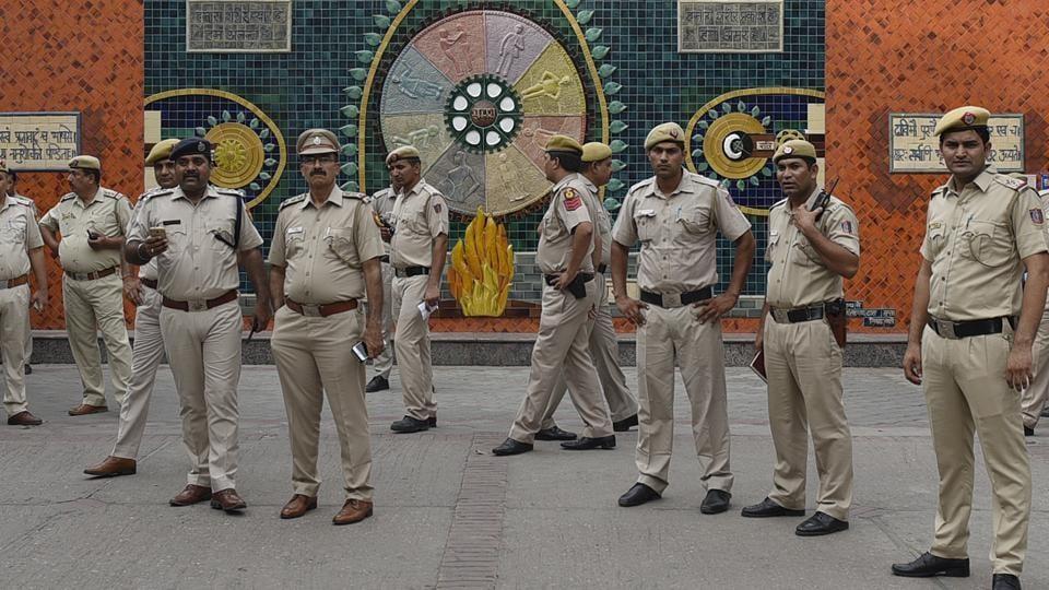 Delhi Police,Delhi Police vigilance station,Police vigilance station