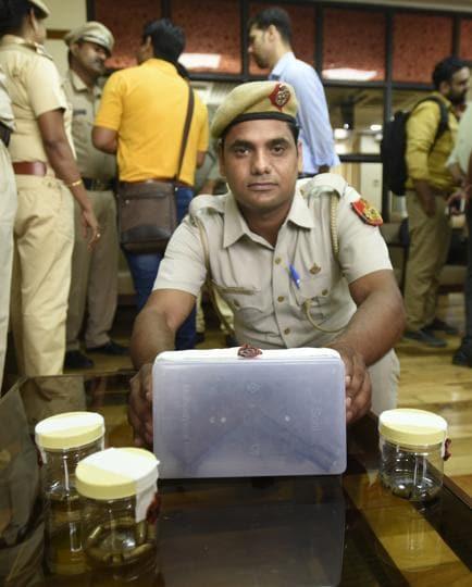 Delhi,Delhi Police,Saddam Hussain