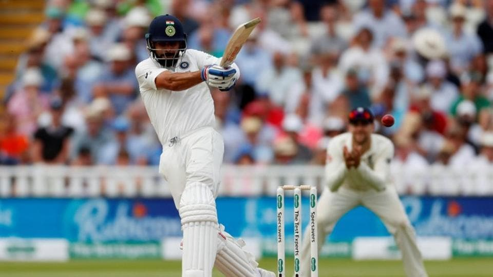 Virat Kohli was the talk of the town on day 2 of the first Test at Edgbaston. (Action Images via Reuters)