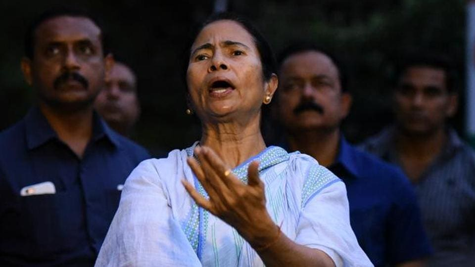 Mamata Banerjee was in Delhi recently and met Congress leaders Sonia and Rahul Gandhi but party chief in West Bengal Adhir Ranjan Chowdhury has launched an all out attack against her