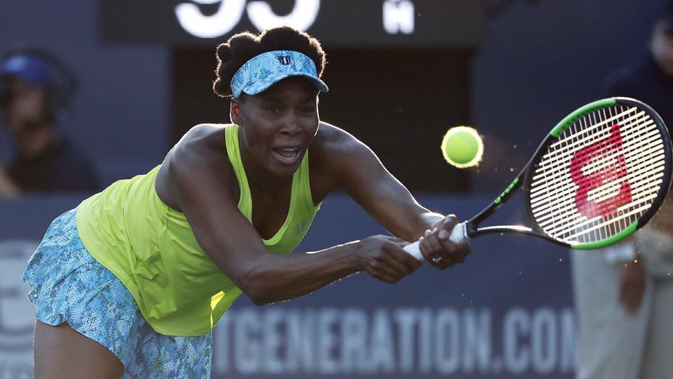 Venus Williams,Tennis,Silicon Valley Classic