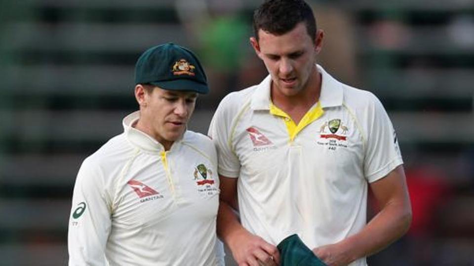 Josh Hazlewood,Cricket,Test Cricket