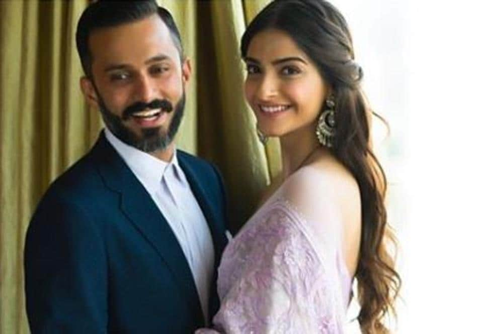 Sonam Kapoor and Anand Ahuja have added promise rings to their his and hers' accessories.