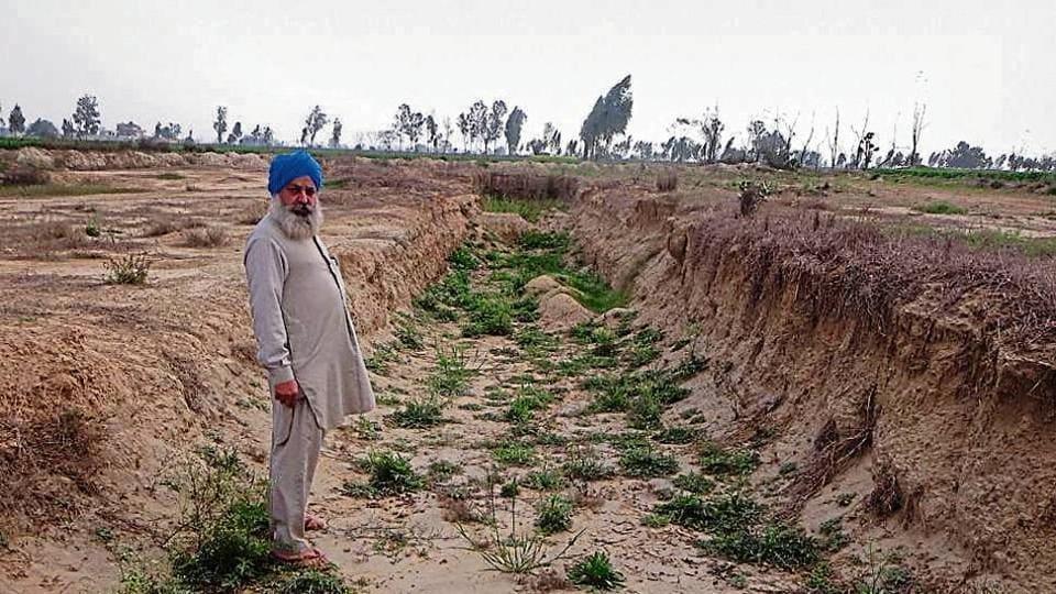 Illegal mining,Illegal mining in Punjab,Punjab