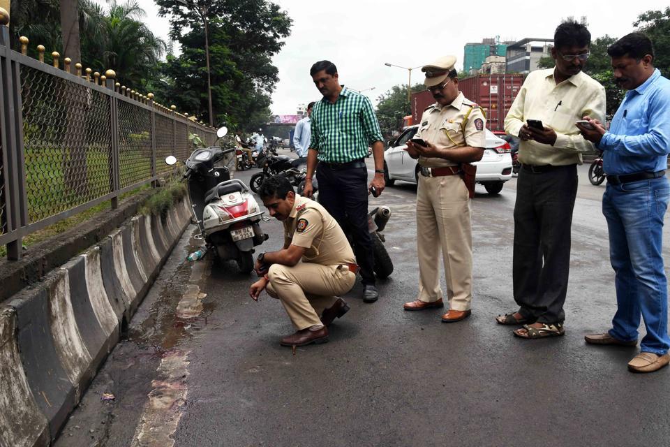 Mumbai,Thane,Murder