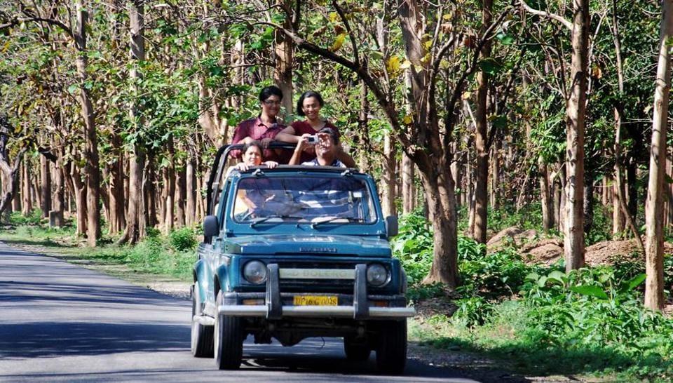 Gypsy entry,Kalagarh,Sitabani