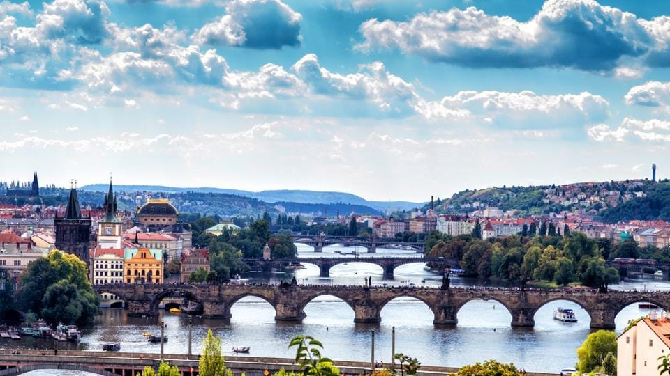 Prague, Czech Republic: Prague is an affordable holiday destination that boasts of several places that can be visited for free. You can roam around the city on foot and eat at tiny cafes or drink cheap beer at pubs to keep your expenses low. You can visit the important sites by public transport, be it buses or trains.  (Shutterstock)