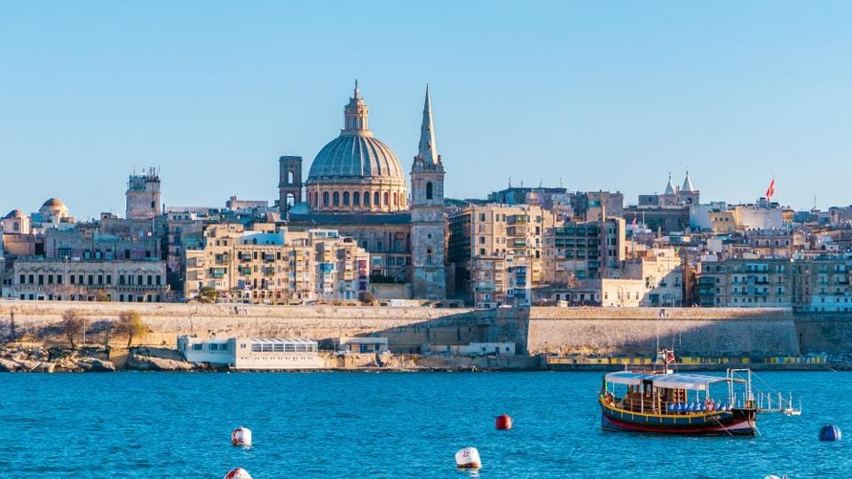 Valetta City, Malta: Malta is compact (316 sq km) and is a very affordable destination for tourists. It boasts of picturesque shorelines and great beaches. You can go snorkeling, or visit historical sites such as the catacombs, forts, and temples. Do visit the Ta'Qali Petting Farm that has free entrance. (Shutterstock)