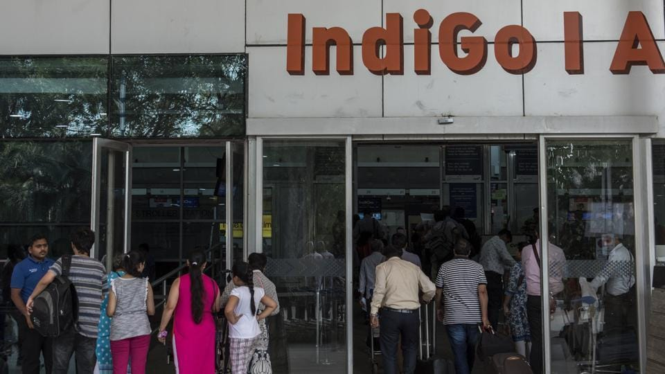 The man's bomb scare caused a 30-minute delay to an IndiGo Jaipur-Delhi flight.