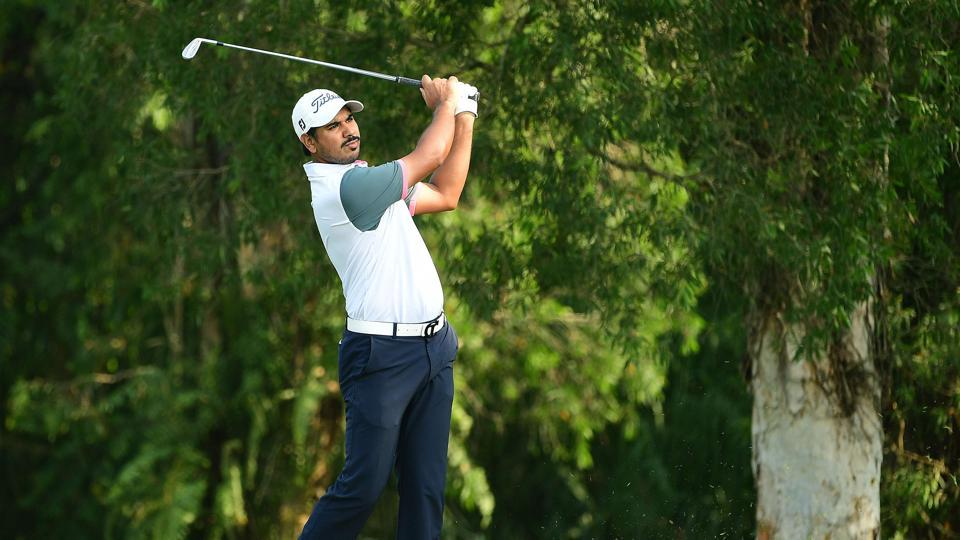 Gaganjeet Bhullar,Fiji International,Golf