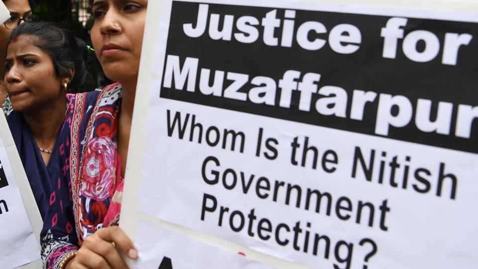 Muzaffarpur shelter home rape,Muzaffarpur rape,Bihar shelter home rapes