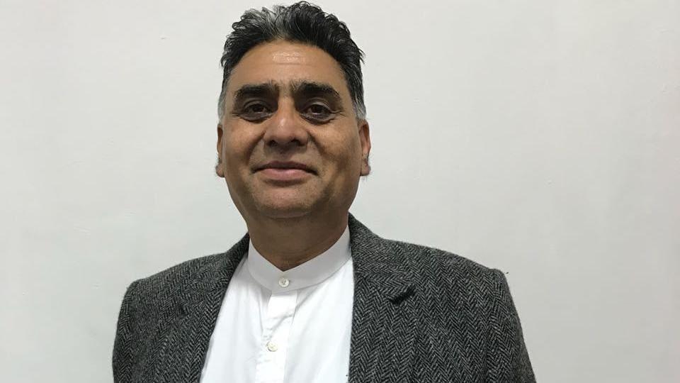 Justice Rajeev Sharma