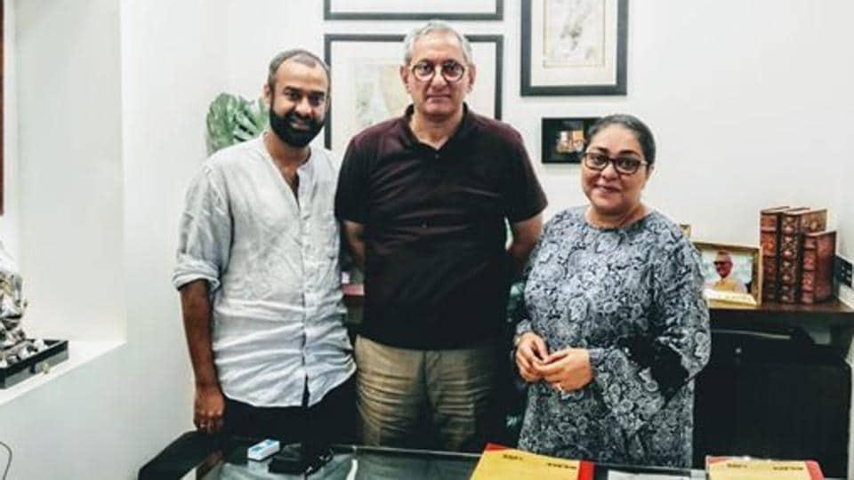 Meghna Gulzar,Rakesh Maria,Phantom Films