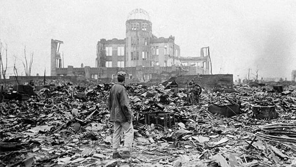 Hiroshima,Nagasaki,Japan