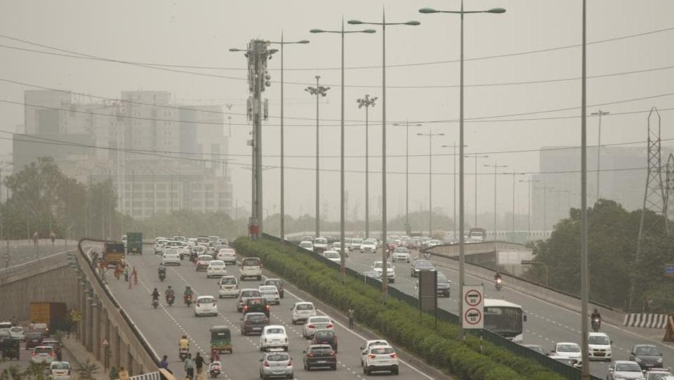 Gurugram,Gurugram's air quality,CPCB