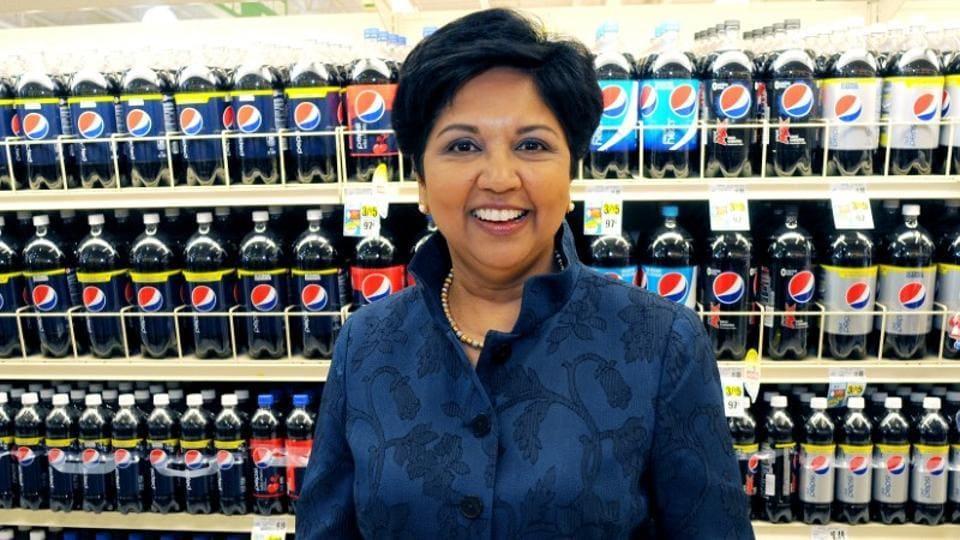 Indra Nooyi,Pepsi CEO,Pepsico