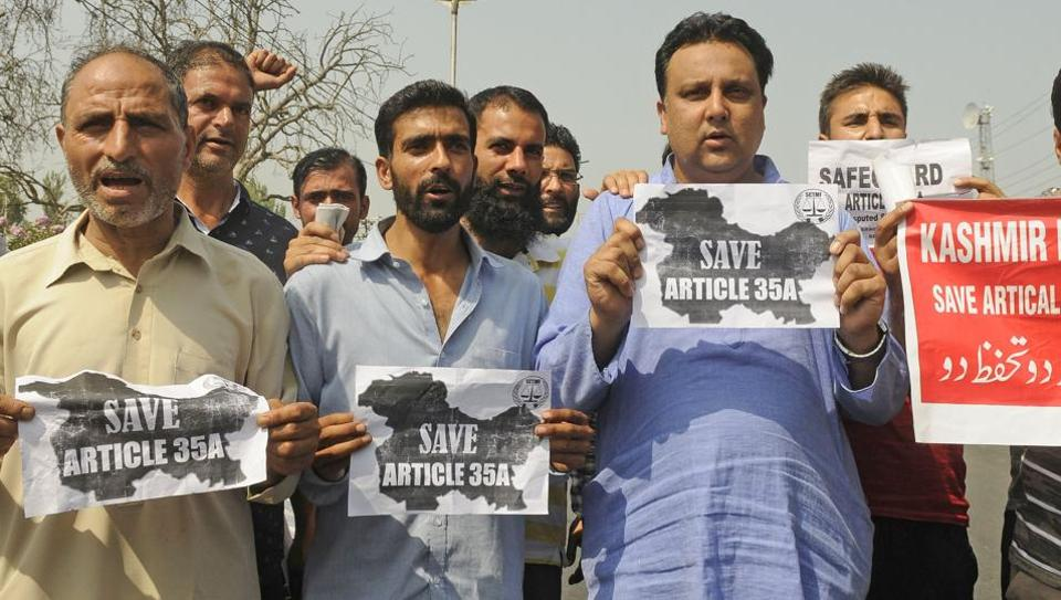 As Supreme Court defers Article 35A hearing, separatists ...