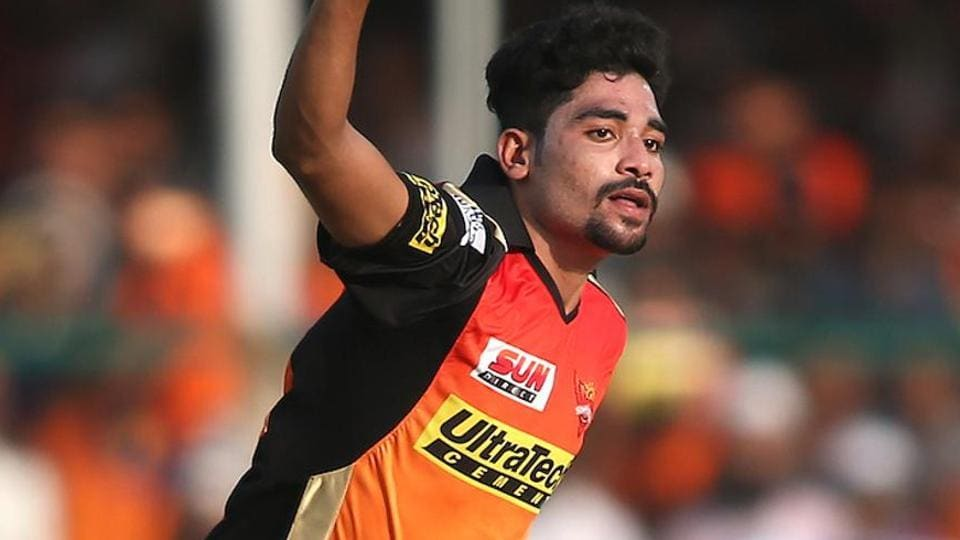 Mohammed Siraj,India A,South Africa A