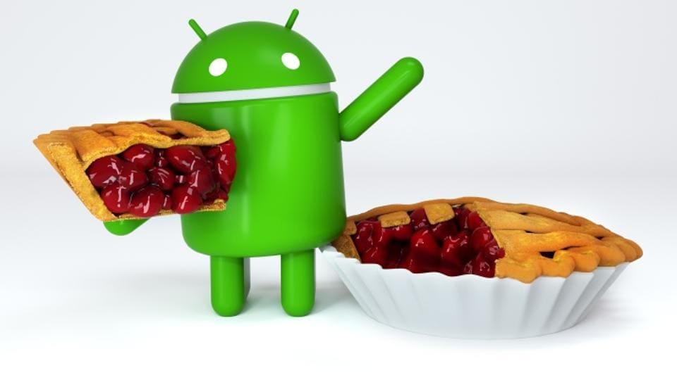 Say hello to Android Pie.