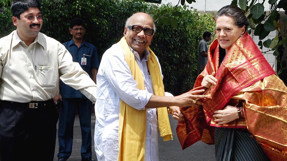 karunanidhi dies,Karunanidhi congress ties,karunanidhi passed away