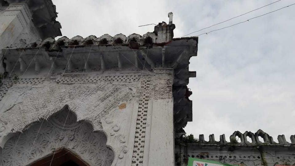 Lucknow,Rains,Chhota Imambada