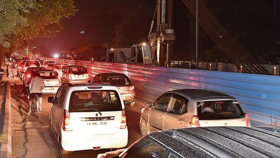 Ludhiana,Chandigarh,Panipat-Jalandhar Expressway