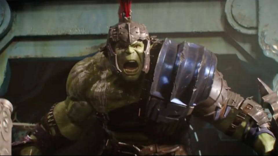 Mumbai Police,Hulk,Avengers