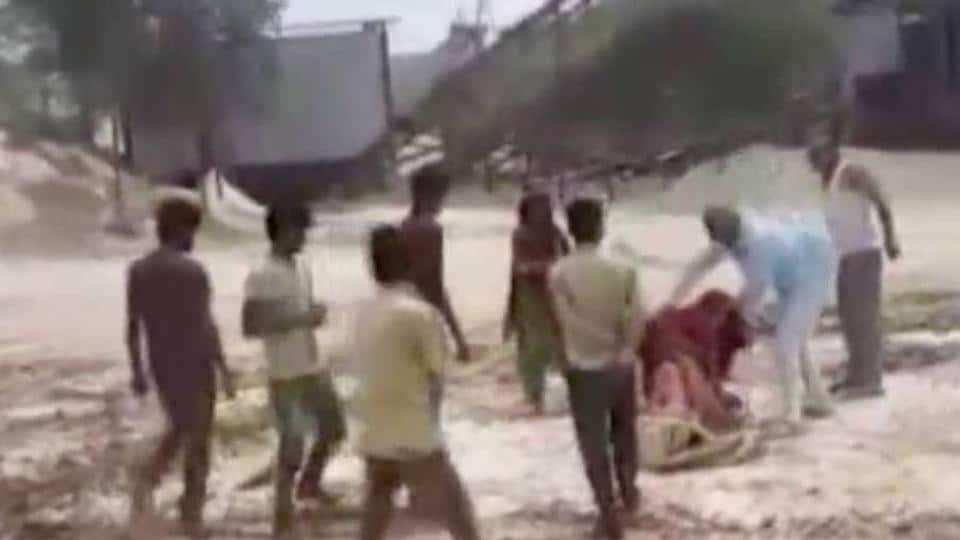Haryana,crime,mob violence