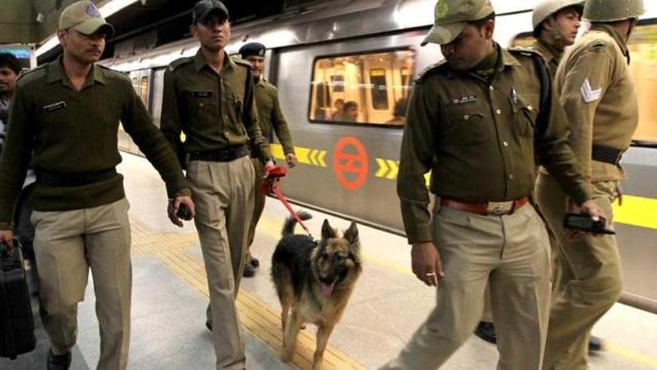 Independence day,Independence day security,Security at metro stations