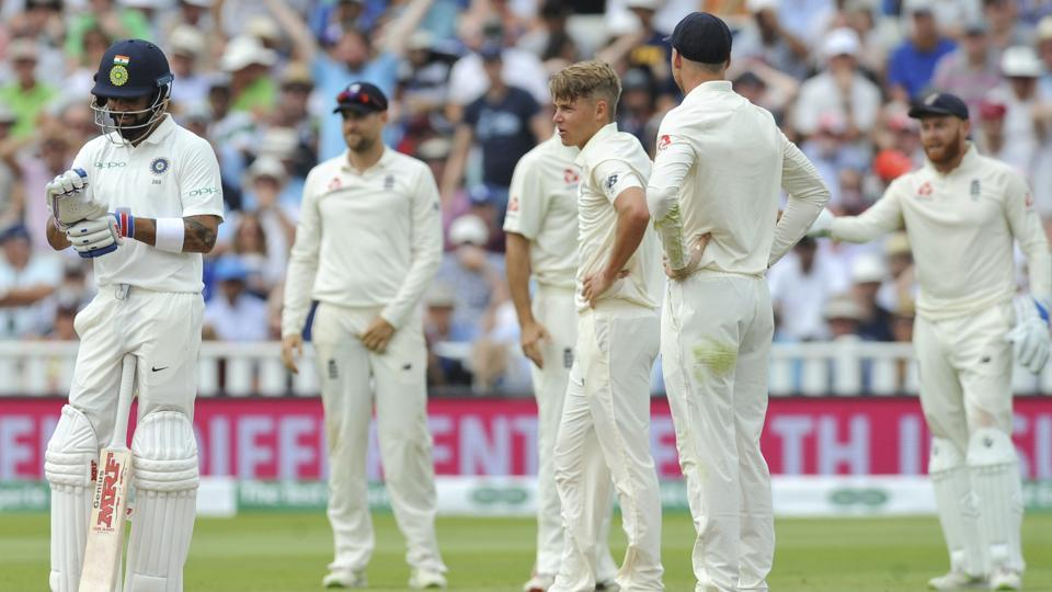 India lost the first Test at Edgbaston by 31 runs.