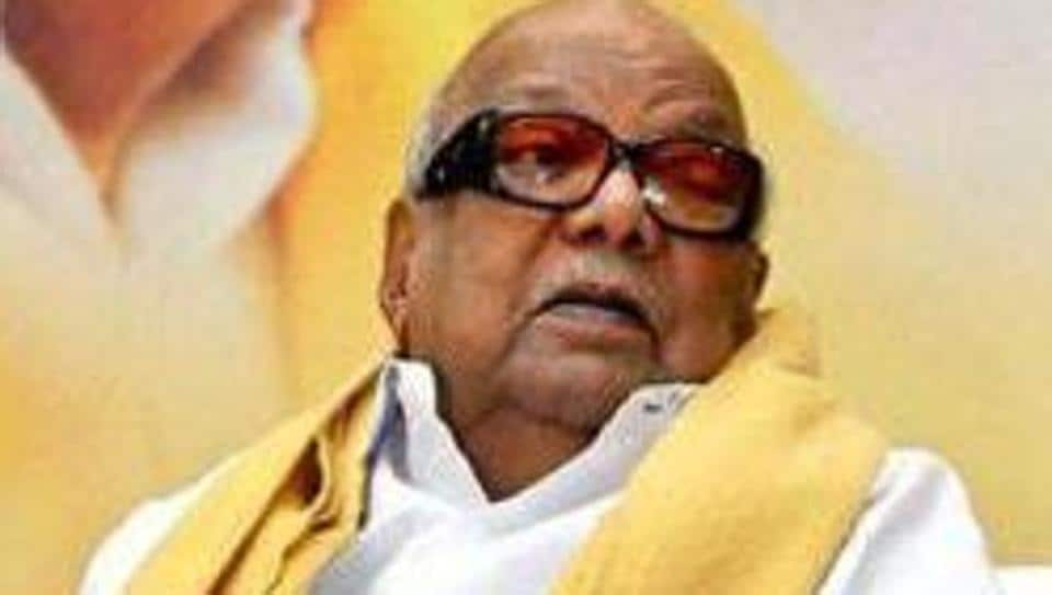 Karunanidhi had an ability to switch alliances, whether it was with Congress-led UPA or BJP led-NDA, according to the DMK's needs of the time.