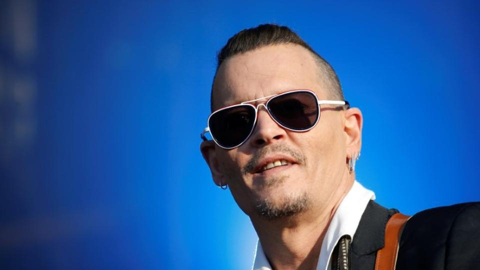 Johnny Depp's Biggie/Tupac movie, City of Lies, pulled one month before release