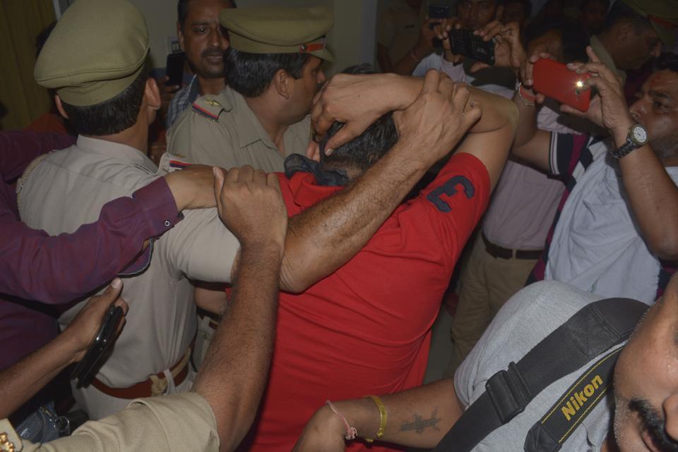 ghaziabad,khoda village,ghaziabad minor raped